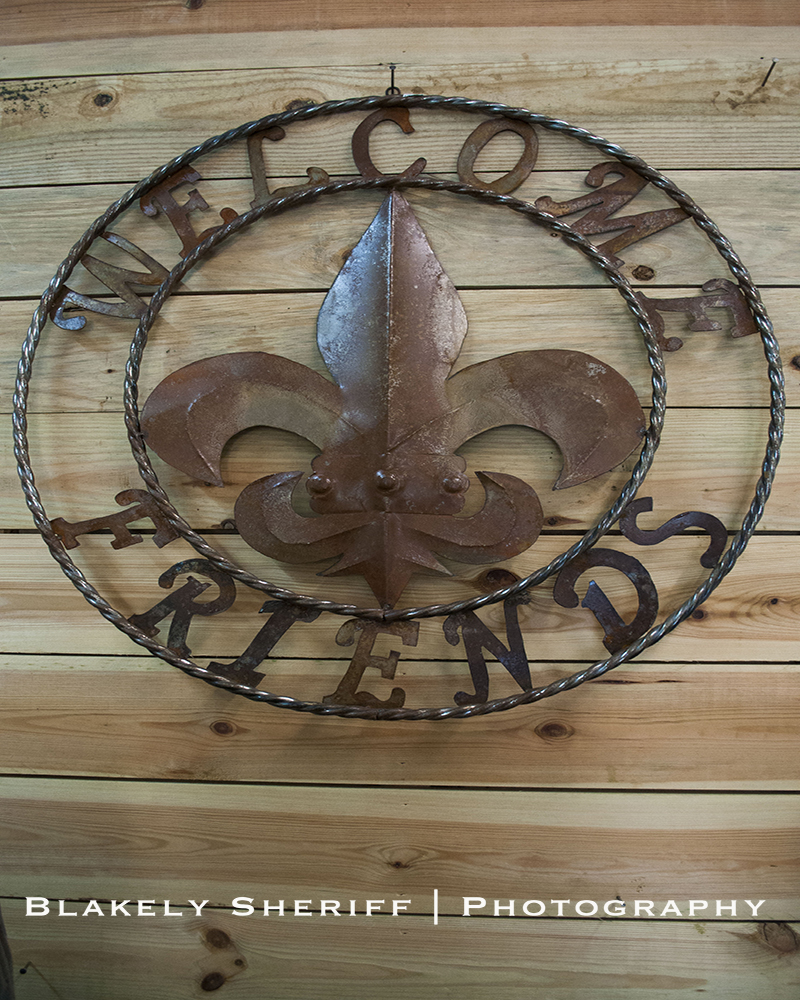 Welcome Friends Sign Southern Design Nursery
